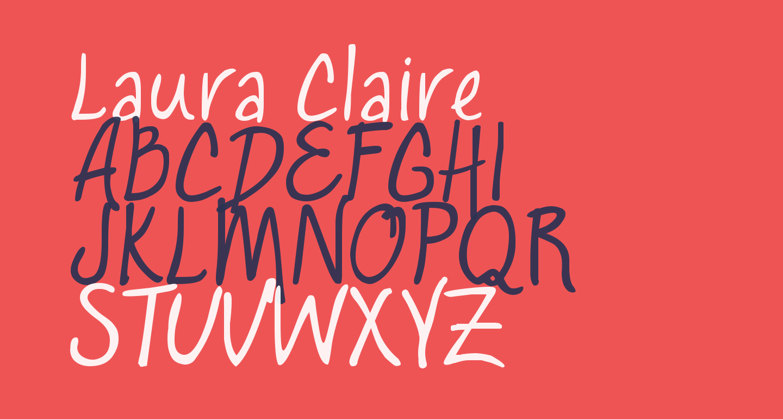 Laura Claire