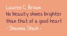 Lauren C. Brown
