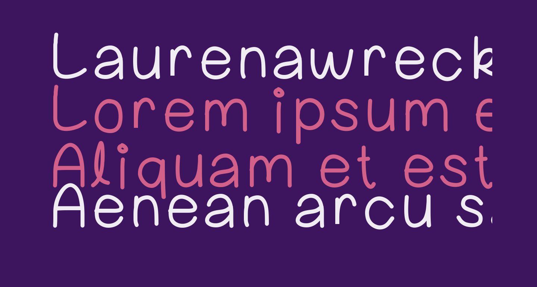 Laurenawrecksus
