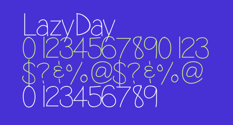 LazyDay