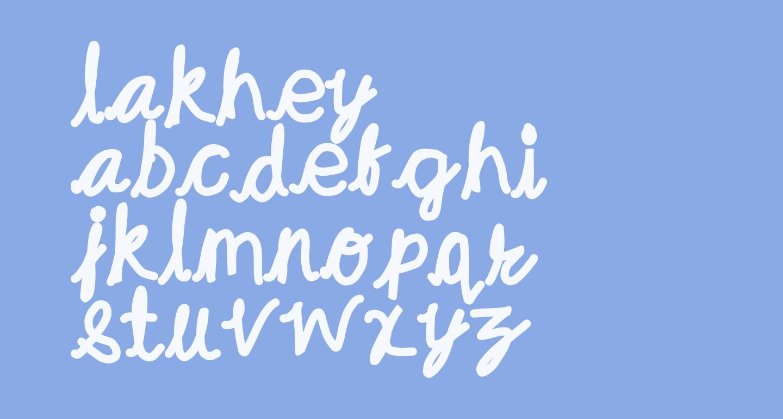 lakhey