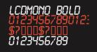 LCDMono Bold