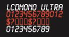 LCDMono Ultra