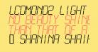 LCDMono2 Light