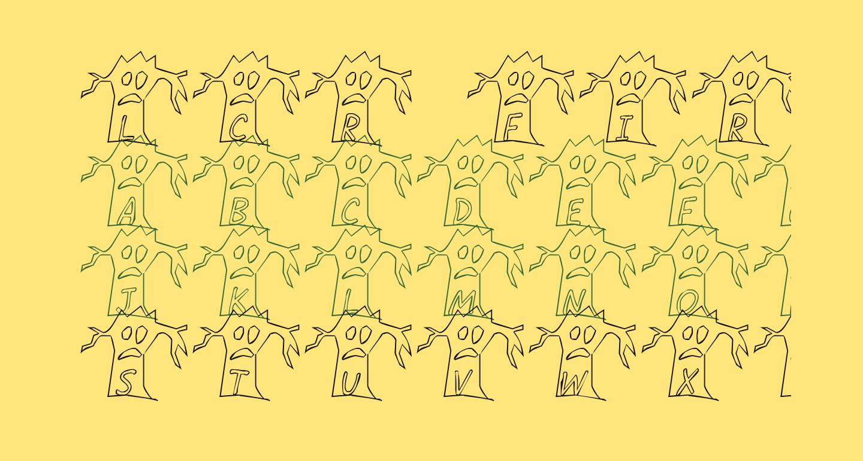 LCR Firghtful Tree