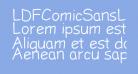 LDFComicSansLight