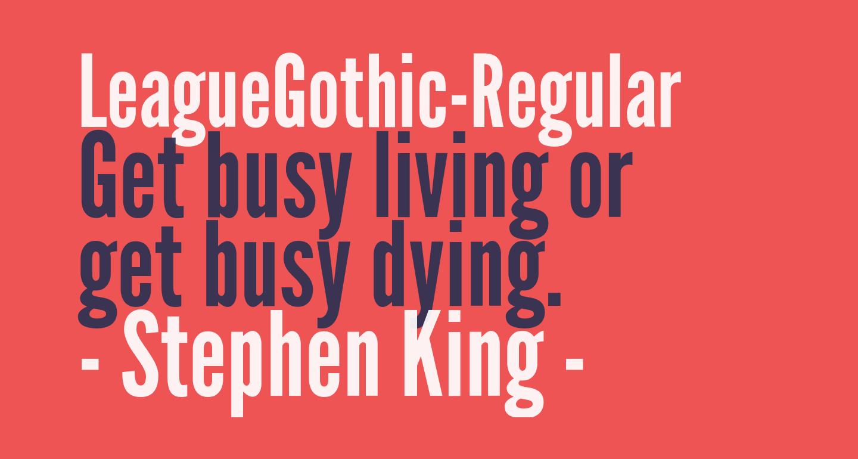 LeagueGothic-Regular