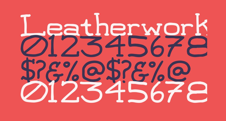 Leatherwork Regular