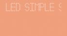 Led Simple St