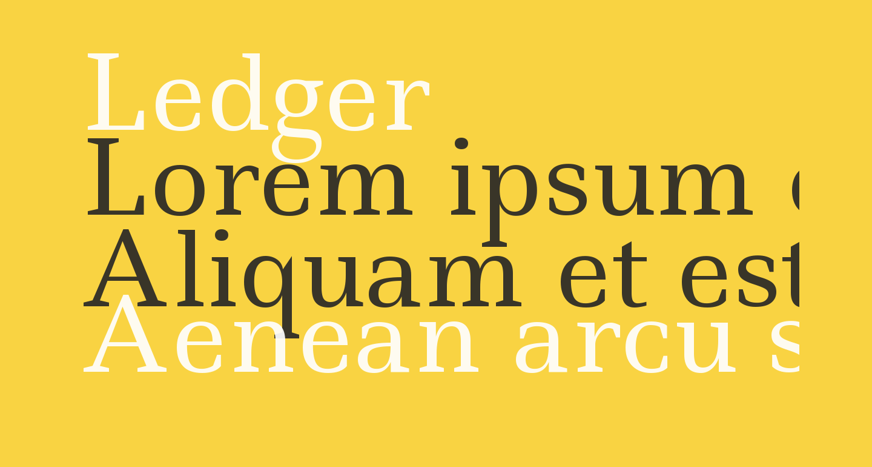 Ledger
