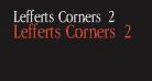 Lefferts Corners  2