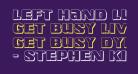 Left Hand Luke 3D