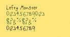 Lefty Monster