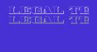 Legal Tender 3D
