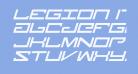 Legion Italic