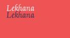 Lekhana