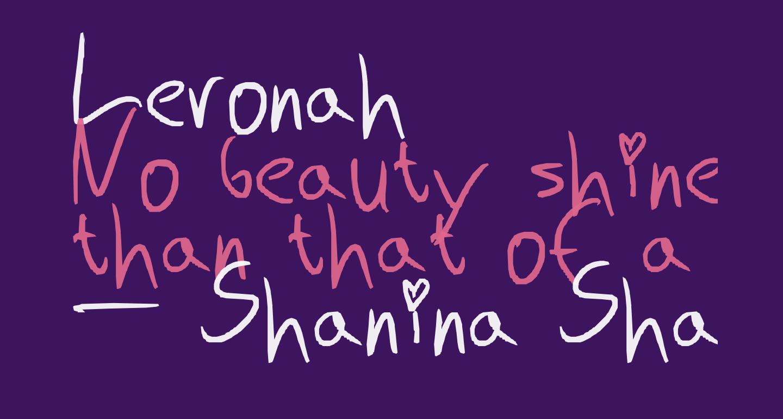 Leronah