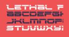 Lethal Force Laser