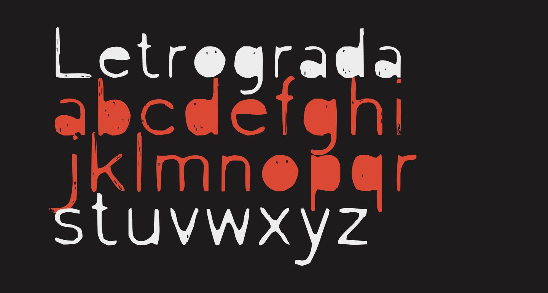 Letrograda