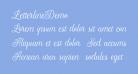 LetterlineDemo