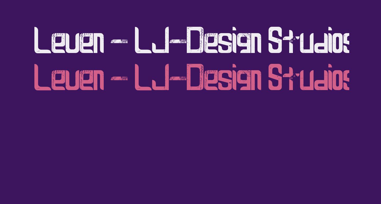 Leven - LJ-Design Studios Grunge