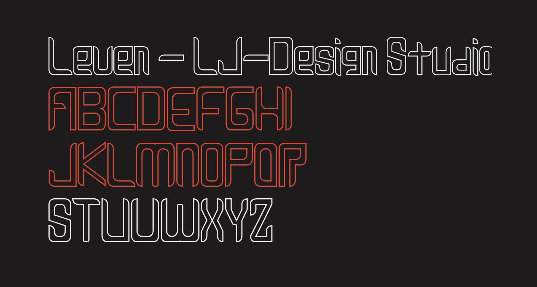 Leven - LJ-Design Studios Traze