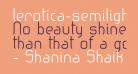 lerotica-semilight