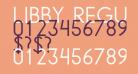 Libby Regular:Version 1.00