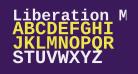Liberation Mono Bold