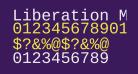 Liberation Mono Regular