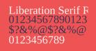 Liberation Serif Regular