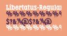Libertatus-Regular