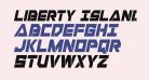 Liberty Island Condensed Italic