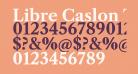 Libre Caslon Text Bold