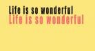 Life is so wonderful