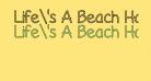 Life's A Beach Hollow