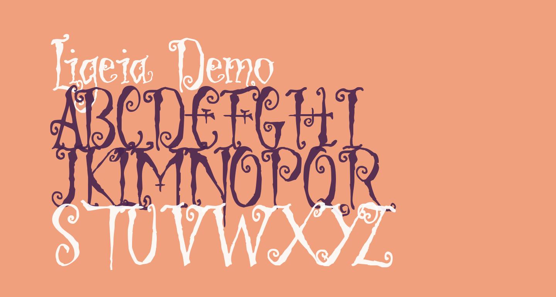 Ligeia Demo