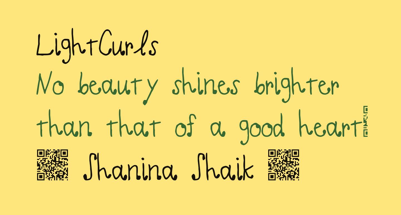 LightCurls