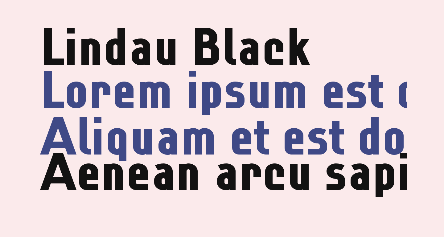 Lindau Black