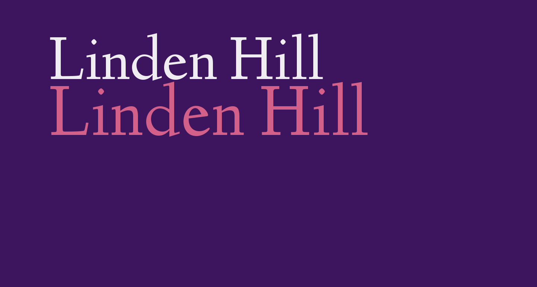 Linden Hill