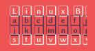 Linux Biolinum Keyboard