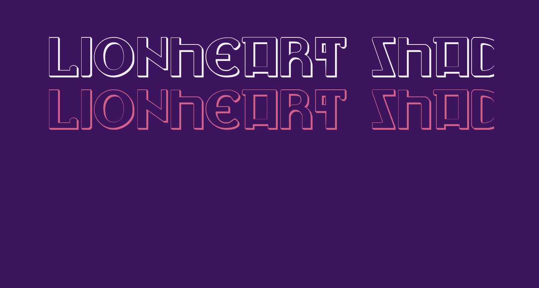 Lionheart Shadow