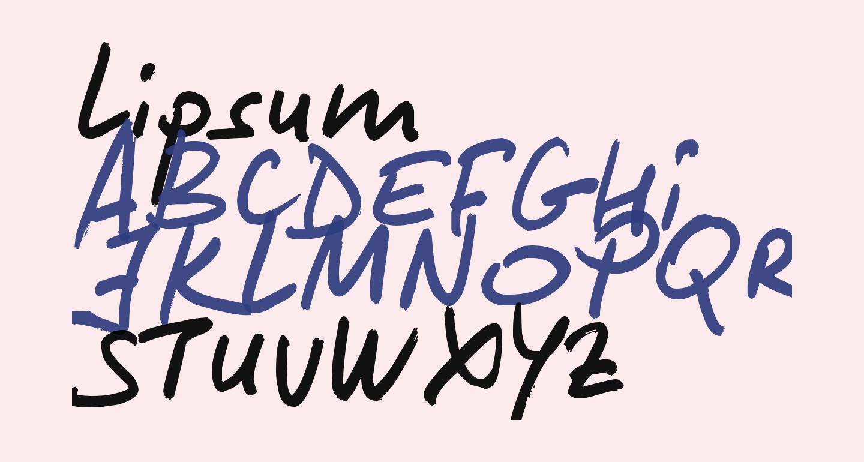 Lipsum