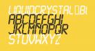 LiquidCrystal-BoldItalic