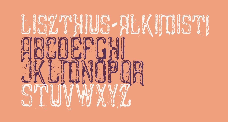 Liszthius-Alkimista