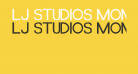 LJ Studios MonitorIS MAYUS