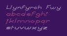 Llynfyrch Fwyrrdynn Ouline