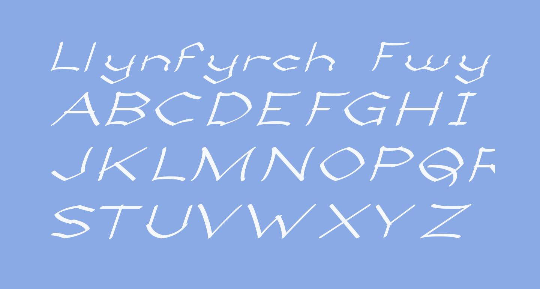Llynfyrch Fwyrrdynn