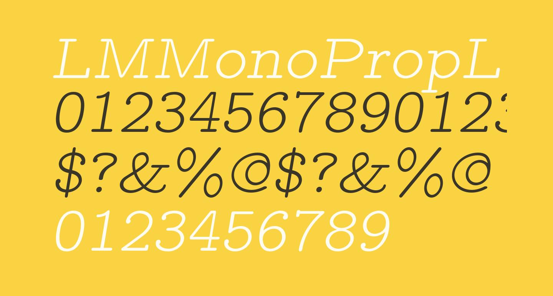 LMMonoPropLt10-Oblique