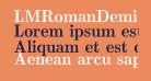 LMRomanDemi10-Regular